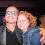 Beth and Bono